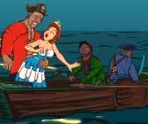 Pirata esclavizada